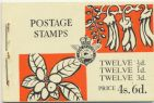 NZ Booklet SGSB24 4/6d Pictorial Booklet containing SG781, 782 & 785